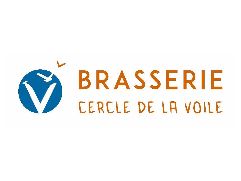 Logo brasserie de la voile cvn